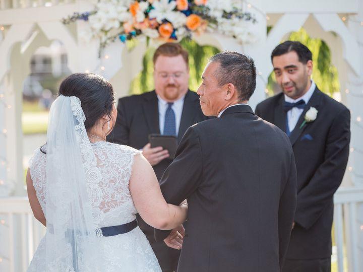 Tmx 1536691114 3daff493a10c2ca5 1536691111 6b3136f8efca8ef5 1536691097739 3 Christina And Patr Pleasanton wedding officiant