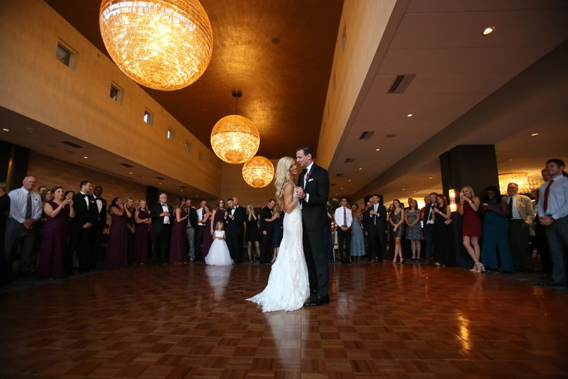 The Grand Ballroom/ Mariot Cle