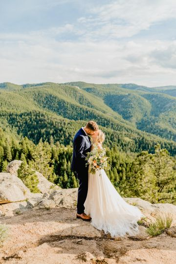 Summer Mountain Elopement