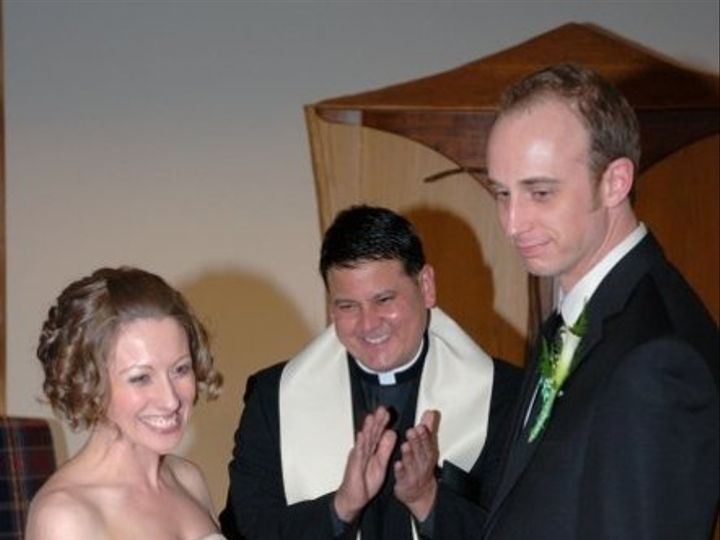 Tmx 1277342402804 JennKirschandGregKirsch Flourtown, PA wedding officiant