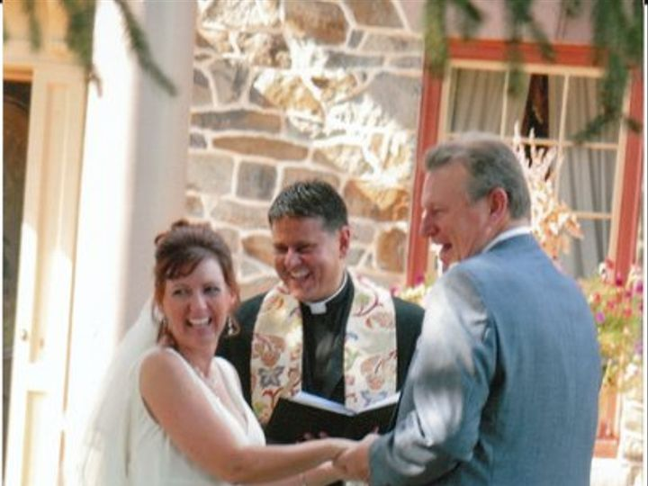 Tmx 1307474600832 Fr.JimLaughing Flourtown, PA wedding officiant