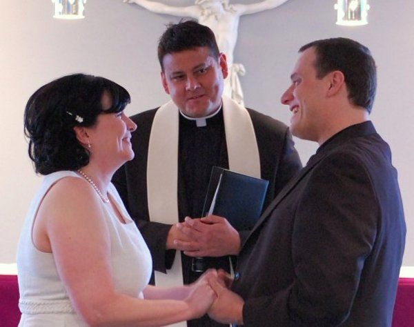 Tmx 1307474660145 Slaglewedding Flourtown, PA wedding officiant