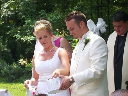 Tmx 1307474751582 TomandKellieTwardowskiWedding Flourtown, PA wedding officiant