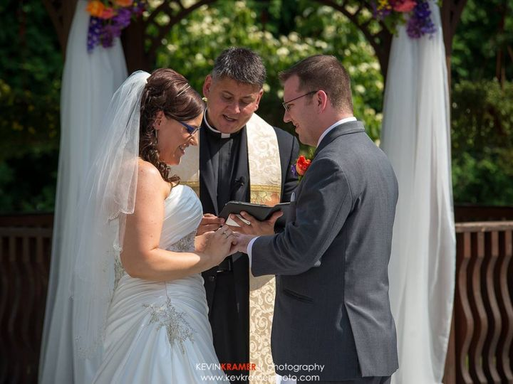 Tmx 1373289280117 Selitto Exchanging Rings Flourtown, PA wedding officiant