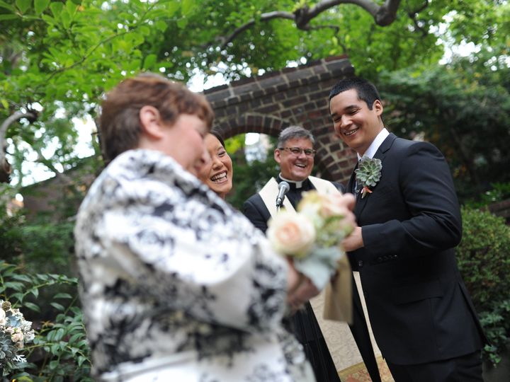 Tmx 1415624981707 Colonialdamesweddingphiladelphia 469 Flourtown, PA wedding officiant
