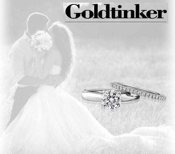 Goldtinker.com Facebook.com/Goldtinker Twitter: @GoldtinkerUSA Instagram: GoldtinkerJewelry