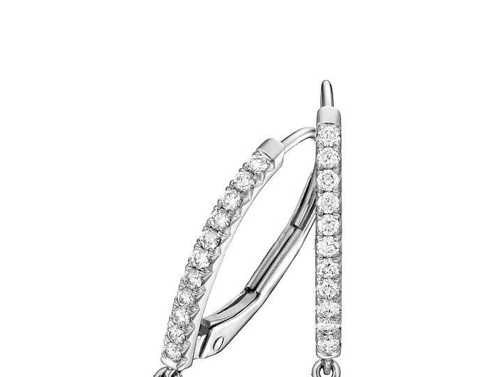 Tmx 1436305092472 Diamond Earrings Red Bank, NJ wedding jewelry
