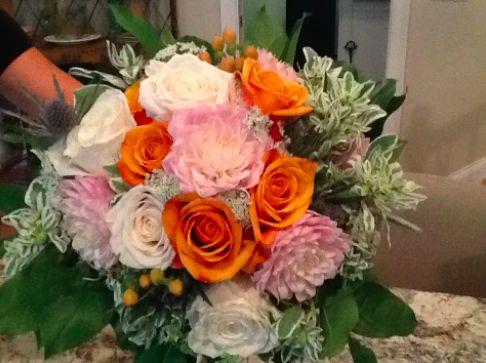 Orange - Denise Gasbarrone Designs