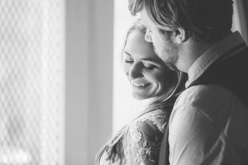 Erin+Scott, bride and groom