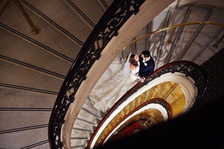 Grand Ballroom Staircase
