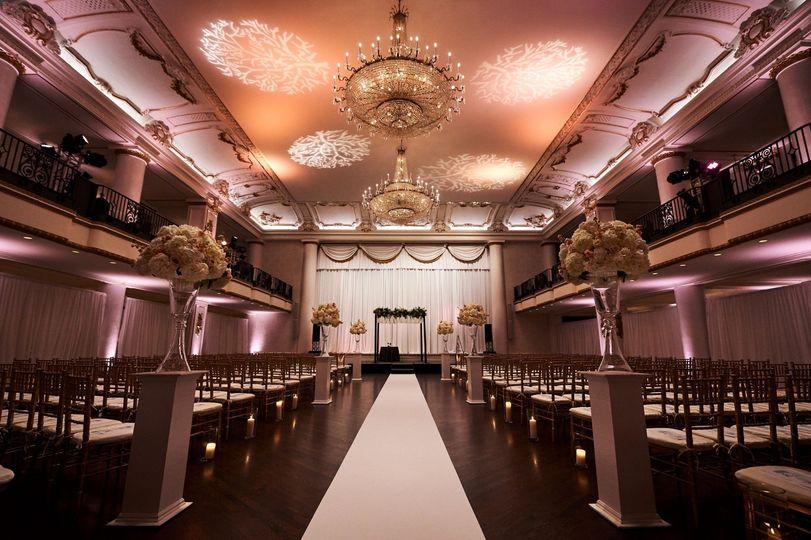 Grand Ballroom Ceremony