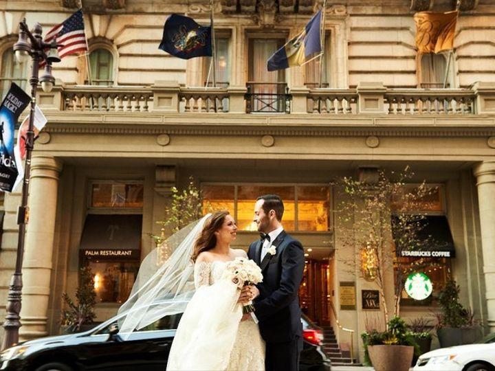 Tmx Phlph P274 Broad Street Bellevue Entrance Bride Groom 720x480 51 10569 1563978288 Philadelphia, Pennsylvania wedding venue