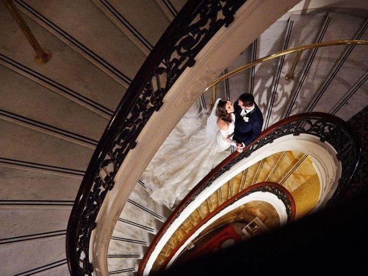 Tmx Phlph P277 Grand Ballroom Staircase Bride Groom 1 720x480 51 10569 1563978288 Philadelphia, Pennsylvania wedding venue