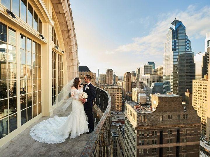 Tmx Phlph P283 Xix Balcony Bride Groom 720x480 51 10569 1563978288 Philadelphia, Pennsylvania wedding venue
