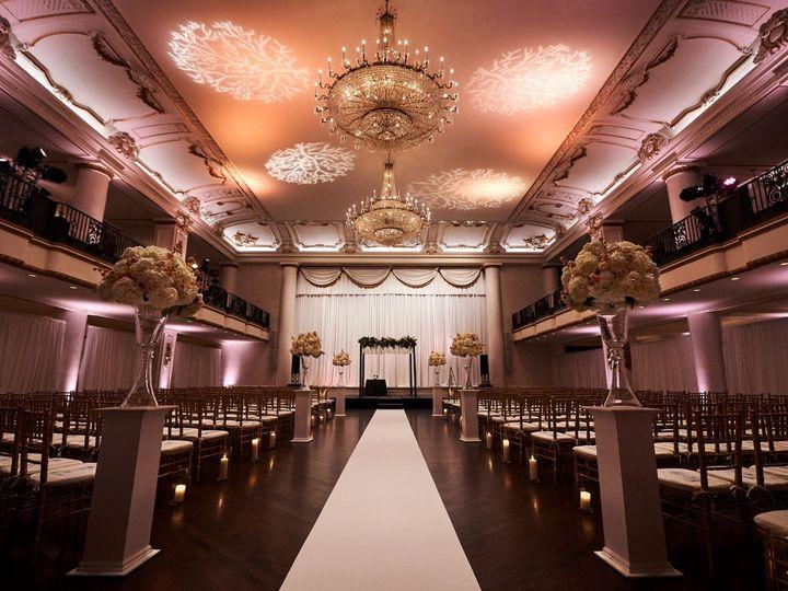 Tmx The Bellevue Hotel Grand Ballroom Ceremony 51 10569 1561662486 Philadelphia, Pennsylvania wedding venue