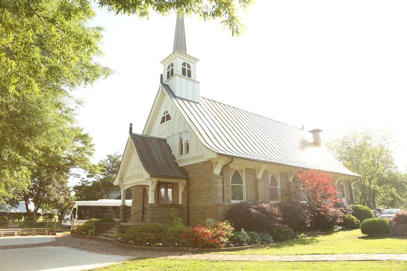 Church weddings in the south
