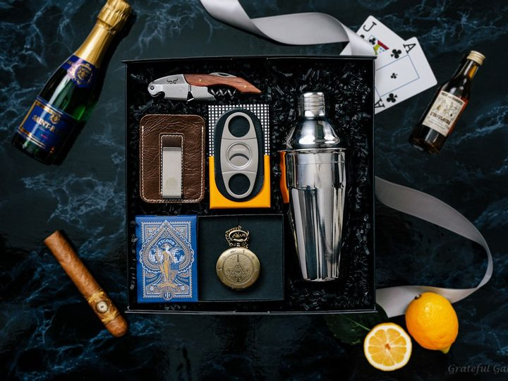 Tmx Happy Hour Gift Box Wood Bottle Opener Playing Cards Cohiba Cigar Cutter Cocktail Kit Blackjack 51 1040569 1566585241 Charlotte, NC wedding favor