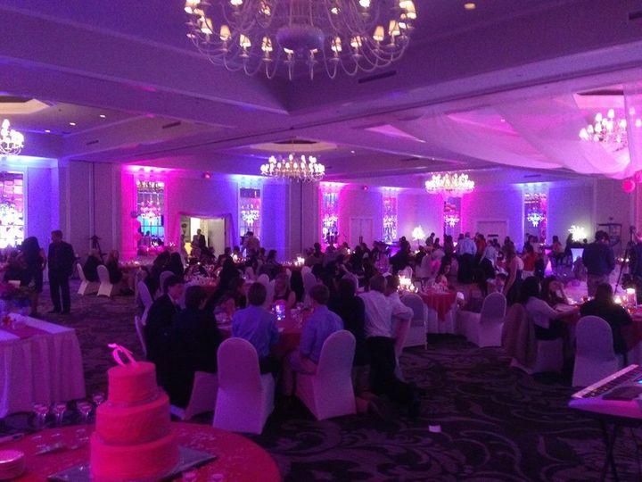 Tmx 1479406774193 Led Up Lighting 2 Greensboro, NC wedding eventproduction
