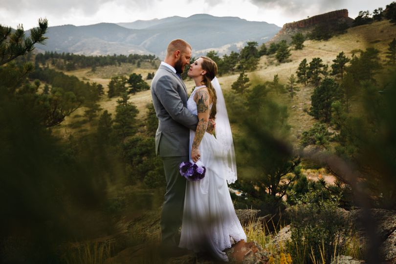 Summer wedding in Lyons