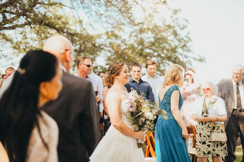 Norfolk VA - Backyard Wedding