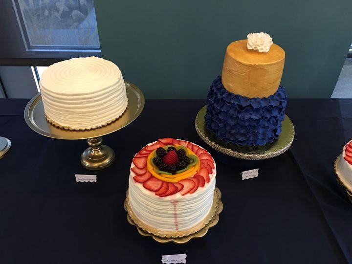 Cakes Desserts