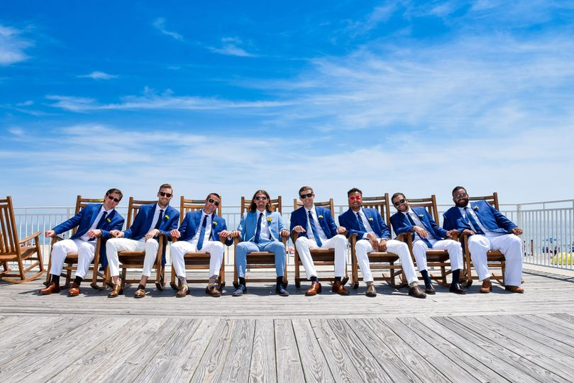 Groomsmen, Cape May