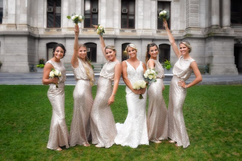 Philly Bridesmaids