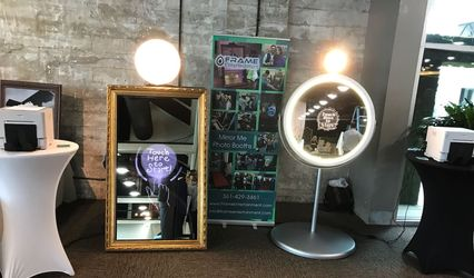 Frame Entertainment Interactive Photo Booths