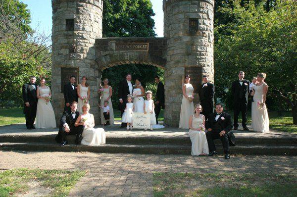 Wedding Photography, Wedding Party