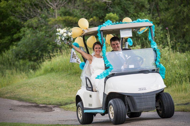 Golf Cart Photo Opp