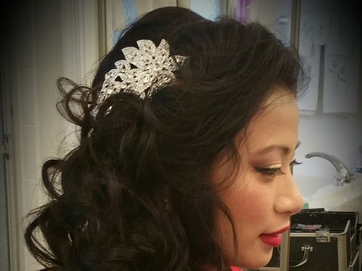 Tmx 1480627754987 2016 08 19 18.02.47 Springfield wedding beauty