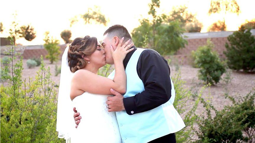 Erika and Martin Diaz Wedding