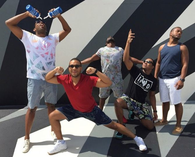 Miami bachelor party