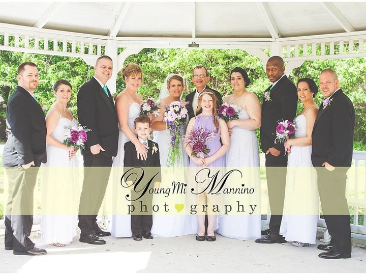 Tmx 1473796008097 Bridal Party Showing Flowers Bordentown wedding invitation
