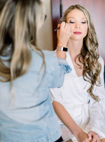 Makeup by Rachel