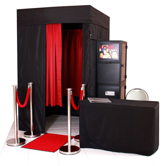 The Party Pros Photo Booth Rentals