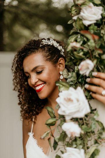 Victoria rera bridal beauty