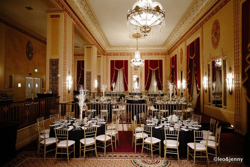 The Empire Ballroom