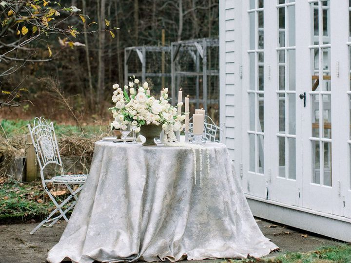 Tmx Horseandhound White Table Greenhouse Wedding 51 1994569 160478597255800 Franconia, NH wedding venue