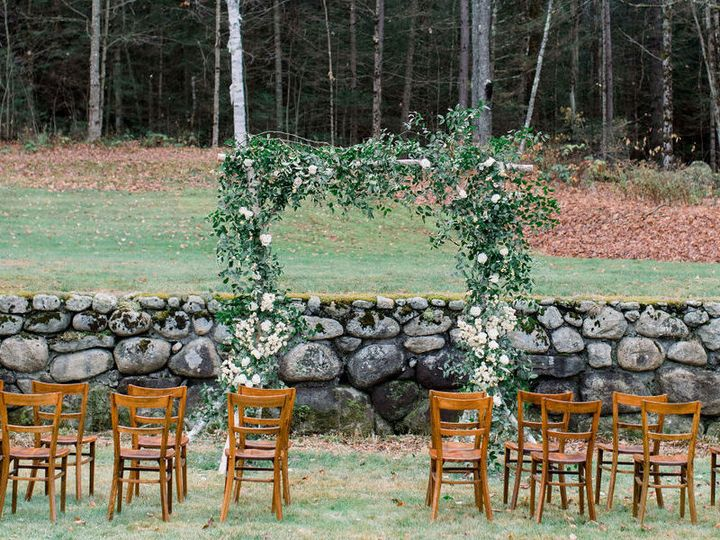 Tmx New Hampshire Wedding Birch Arch Ceremony 800x600 51 1994569 160478635351835 Franconia, NH wedding venue