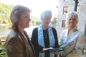 Tmx 1327938714214 KariKathywed100711 New Paltz, New York wedding officiant