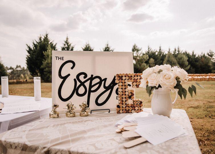 Espy Wedding Vibes