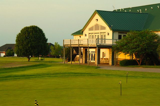 Reception room is on the 2nd floor of the clubhouse. It has a private balcony overlooking the golf...