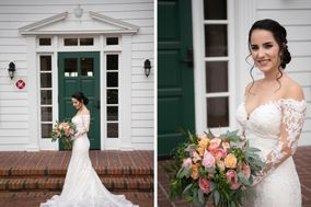 Blushed Bridal Beauty