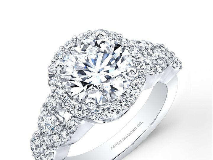 Tmx 1382471338334 Aspen022212ringa 1 Los Angeles wedding jewelry