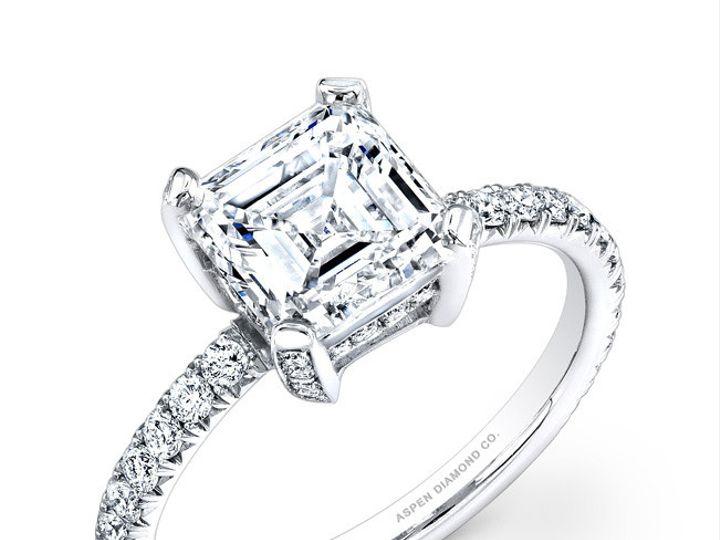 Tmx 1382471513491 Aspen111111ring Los Angeles wedding jewelry