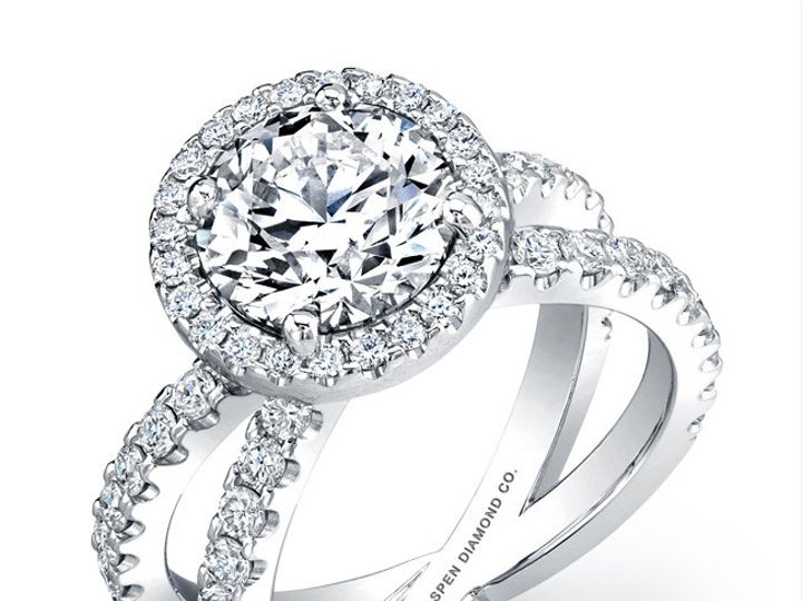 Tmx 1382471563640 Aspen061711ring Los Angeles wedding jewelry