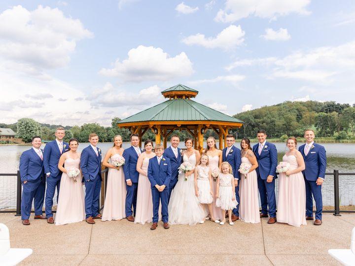Tmx 5f7a2549daniellefilmandphotothegatheringplaceatdarlingtonlakeweddingphotographerpittsburghweddings2019 51 939569 157535541976670 Pittsburgh, PA wedding photography