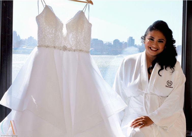 Dress & Bride