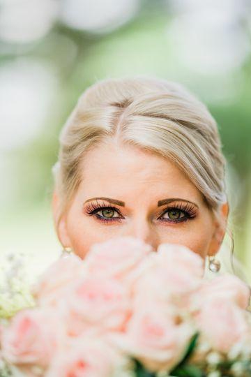Detailed eyes